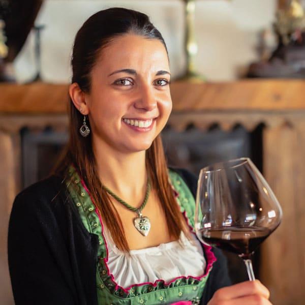 Arianna De Sandre - Ristorante Baita Prà Solìo a San Vito di Cadore - Cortina d'Ampezzo