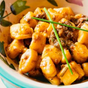 Gnocchi di patate - Esperienze di gusto a casa- Delivery - Baita Prà Solìo - San Vito di Cadore