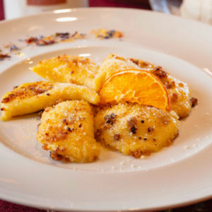 Ravioli di patate - Esperienze di gusto a casa- Delivery - Baita Prà Solìo - San Vito di Cadore