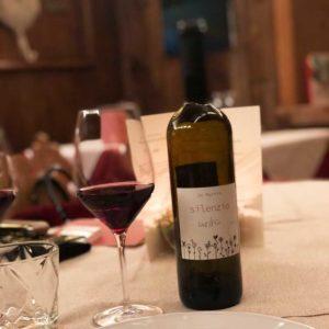 Silenzio - Vini De Martin - Esperienze di gusto a casa- Delivery - Baita Prà Solìo - San Vito di Cadore